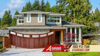 A1 Garage Door Service Garage Door Sale TV Spot, 'Smile: 0% Interest + $200' - Thumbnail 1