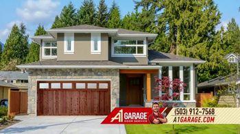 A1 Garage Door Service Garage Door Sale TV Spot, 'Smile: 0% Interest + $200' - Thumbnail 2