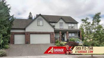 A1 Garage Door Service Garage Door Sale TV Spot, 'Smile: 0% Interest + $200' - Thumbnail 3