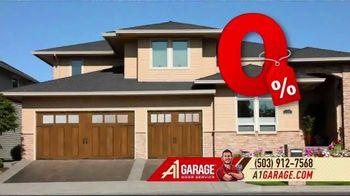 A1 Garage Door Service Garage Door Sale TV Spot, 'Smile: 0% Interest + $200' - Thumbnail 4