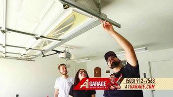 A1 Garage Door Service Garage Door Sale TV Spot, 'Smile: 0% Interest + $200' - Thumbnail 7