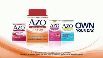 Azo Bladder Control TV Spot, 'Zoe for Azo: Trampoline' - Thumbnail 6