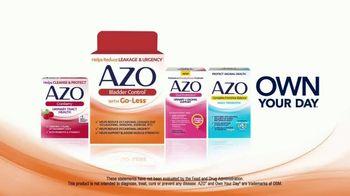 Azo Bladder Control TV Spot, 'Zoe for Azo: Trampoline' - Thumbnail 5