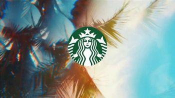 Starbucks Kiwi Starfruit Refresher TV Spot, 'Happy Place: Beach' Song by Julietta - Thumbnail 1