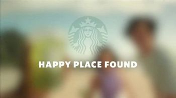 Starbucks Kiwi Starfruit Refresher TV Spot, 'Happy Place: Beach' Song by Julietta - Thumbnail 8