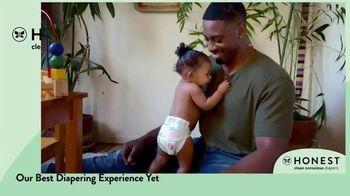 The Honest Company Clean Conscious Diapers TV Spot, 'New Parents: QR Code'