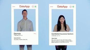 Gabi Personal Insurance Agency TV Spot, 'Dating App' - Thumbnail 7