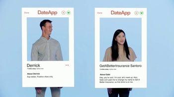 Gabi Personal Insurance Agency TV Spot, 'Dating App' - Thumbnail 8