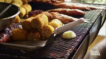 Grace Foods TV Spot, 'Chill and Grill'