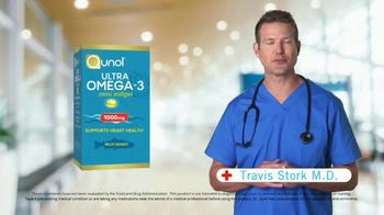 Qunol Ultra Omega-3 TV Spot, 'Heart Health' Featuring Travis Stork - Thumbnail 3
