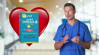 Qunol Ultra Omega-3 TV Spot, 'Heart Health' Featuring Travis Stork - Thumbnail 5