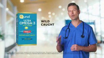Qunol Ultra Omega-3 TV Spot, 'Heart Health' Featuring Travis Stork - Thumbnail 6