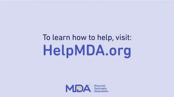 Muscular Dystrophy Association TV Spot, 'My Mom' Featuring Nyheim Hines - Thumbnail 7