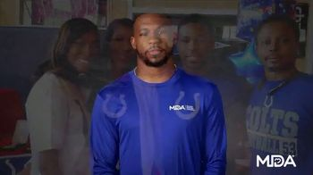 Muscular Dystrophy Association TV Spot, 'My Mom' Featuring Nyheim Hines - Thumbnail 2
