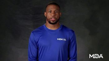 Muscular Dystrophy Association TV Spot, 'My Mom' Featuring Nyheim Hines - Thumbnail 6