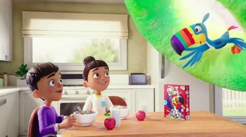 Froot Loops TV Spot, 'Follow Your Nose to the Great Froot Canyon'