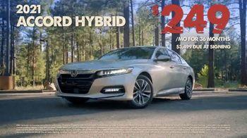 Honda TV Spot, 'Take the Honda Hybrid Road' [T2] - Thumbnail 2