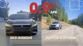 Honda TV Spot, 'Take the Honda Hybrid Road' [T2] - Thumbnail 3