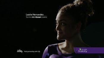 Trulicity TV Spot, 'The Choices You Make' Featuring Laurie Hernandez - 1082 commercial airings