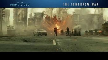 Amazon Prime Video TV Spot, 'The Tomorrow War: Team Up'