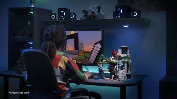 LEGO Minecraft TV Spot 'Build Your World: Gameplay'