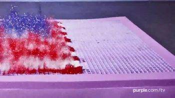 Purple Mattress 4th of July Sale TV Spot, 'The Most Innovative Mattresses Made in America: $350 Off' - Thumbnail 6