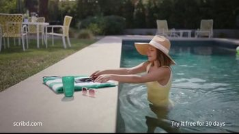 Scribd TV Spot, 'Staycation or Vacation' - Thumbnail 1