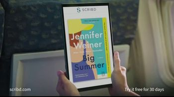 Scribd TV Spot, 'Staycation or Vacation' - Thumbnail 3