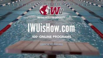 Indiana Wesleyan University TV Spot, 'Swimming' - Thumbnail 10