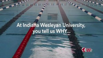 Indiana Wesleyan University TV Spot, 'Swimming' - Thumbnail 7