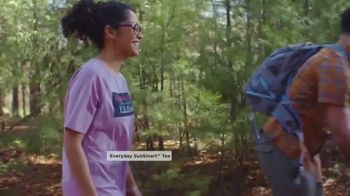L.L. Bean SunSmart Apparel TV Spot, 'Brighter Days' Song by William Onyeabor - Thumbnail 3
