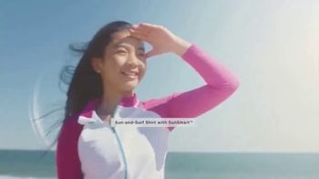 L.L. Bean SunSmart Apparel TV Spot, 'Brighter Days' Song by William Onyeabor - Thumbnail 4