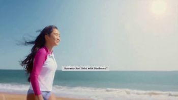 L.L. Bean SunSmart Apparel TV Spot, 'Brighter Days' Song by William Onyeabor - Thumbnail 5