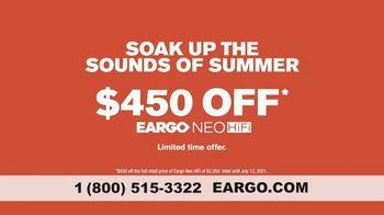 Eargo Neo HiFi TV Spot, 'Sounds of Summer: Game Show' - Thumbnail 7