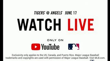YouTube TV Spot, 'MLB Game of the Week' - Thumbnail 9