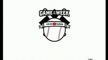 YouTube TV Spot, 'MLB Game of the Week' - Thumbnail 1