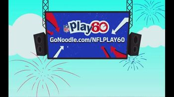 GoNoodle TV Spot, 'Play 60: Loads of Activities' - Thumbnail 7