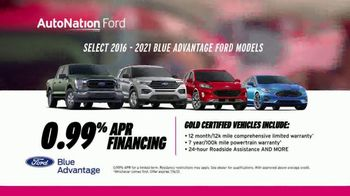 AutoNation Ford TV Spot, 'Save Through the Fourth: 0.99% Financing' - Thumbnail 5