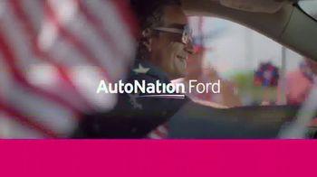 AutoNation Ford TV Spot, 'Save Through the Fourth: 0.99% Financing' - Thumbnail 6
