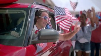 AutoNation Ford TV Spot, 'Save Through the Fourth: 0.99% Financing'