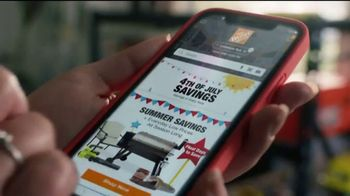 The Home Depot 4th of July Savings TV Spot, 'Get More Out of Summer'