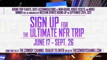 Cowboy Channel Plus TV Spot, '100 Rodeos in 100 Days: Ultimate NFR Trip' - Thumbnail 8