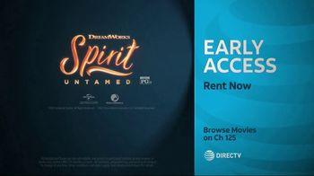 DIRECTV Cinema TV Spot, 'Spirit Untamed' Song by Taylor Swift - Thumbnail 7