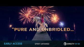 DIRECTV Cinema TV Spot, 'Spirit Untamed' Song by Taylor Swift - Thumbnail 4