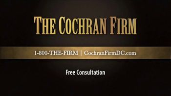 The Cochran Law Firm TV Spot, 'First Question' - Thumbnail 8