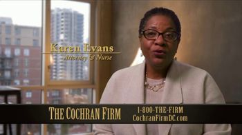The Cochran Law Firm TV Spot, 'First Question' - Thumbnail 2