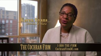 The Cochran Law Firm TV Spot, 'First Question' - Thumbnail 3