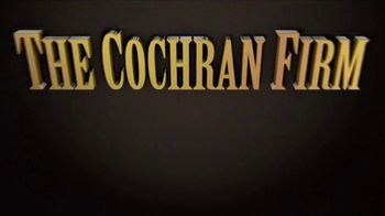 The Cochran Law Firm TV Spot, 'First Question' - Thumbnail 6