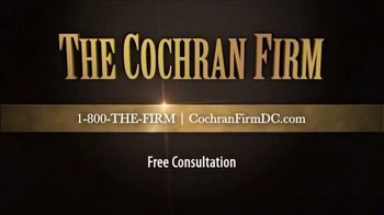 The Cochran Law Firm TV Spot, 'First Question' - Thumbnail 7