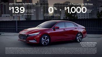 2021 Hyundai Elantra TV Spot, 'Your Journey: Elantra' [T2] - Thumbnail 6